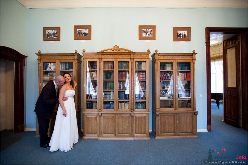 Фото 98100 в коллекции Андрей и Марина | Венчание | Прогулка