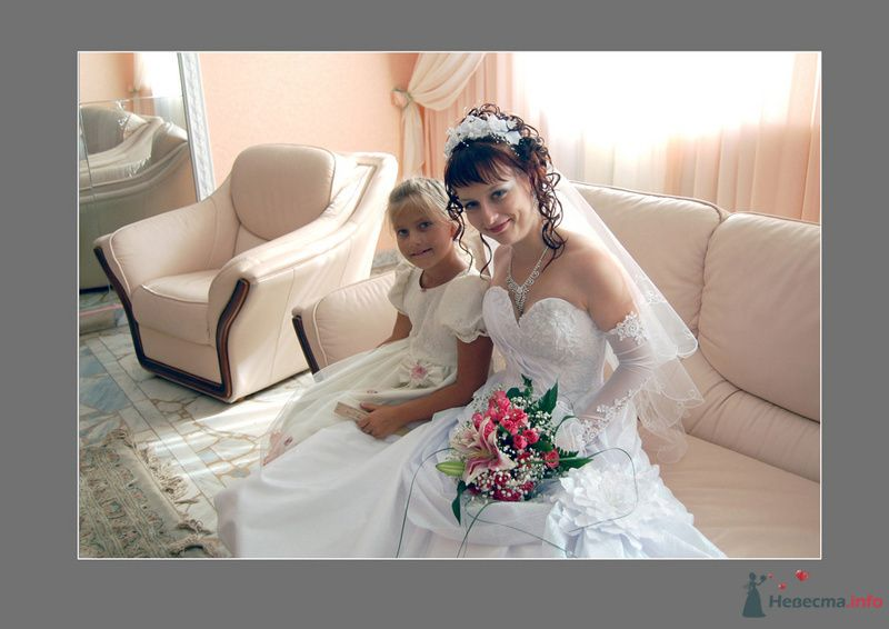 Фото 75968 в коллекции Свадьба в Пензе - Невеста01