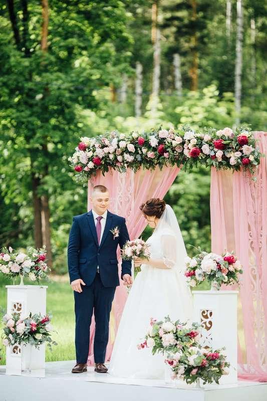 Фото 16856534 в коллекции Вероника и Андрей 11.06.2017 - Студия свадеб W.Holiday