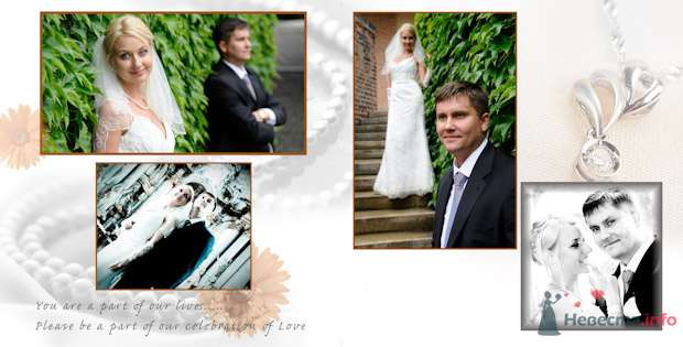 Фото 76902 в коллекции Свадебная фотография в свадебной книге - Василий Саньков. Свадебный и семейный фотограф