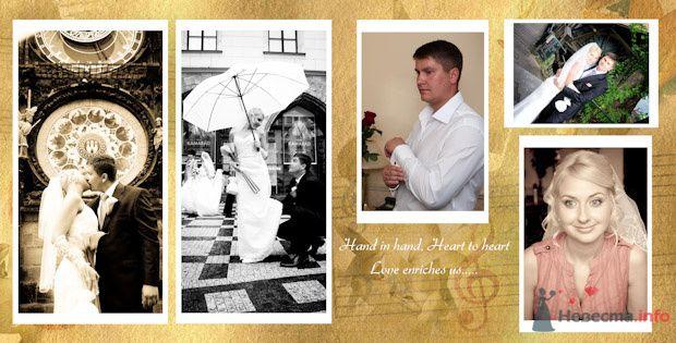Фото 76913 в коллекции Свадебная фотография в свадебной книге - Василий Саньков. Свадебный и семейный фотограф