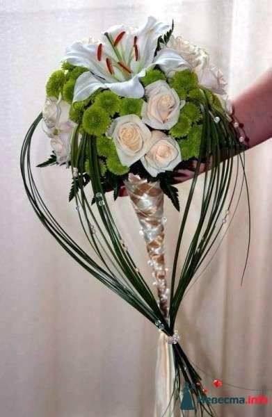 Фото 123044 в коллекции Букет невесты! - Катерина!