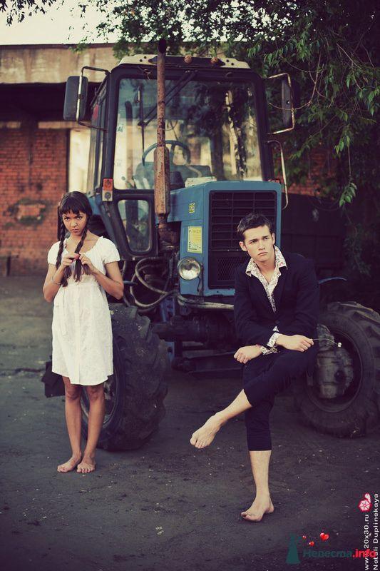 Фото 108213 в коллекции Трактор и секс  - Фотограф Наталья Дуплинская