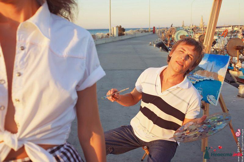 Фото 114404 в коллекции Кипрская лавстори для Светы и Ивана - Фотограф Наталья Дуплинская