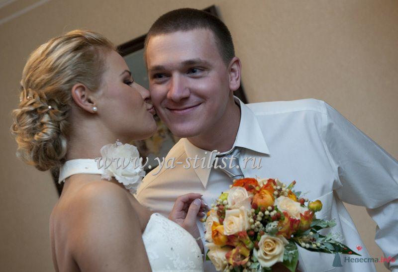 Фото 76586 в коллекции Невесты - Стилист Скачкова Света