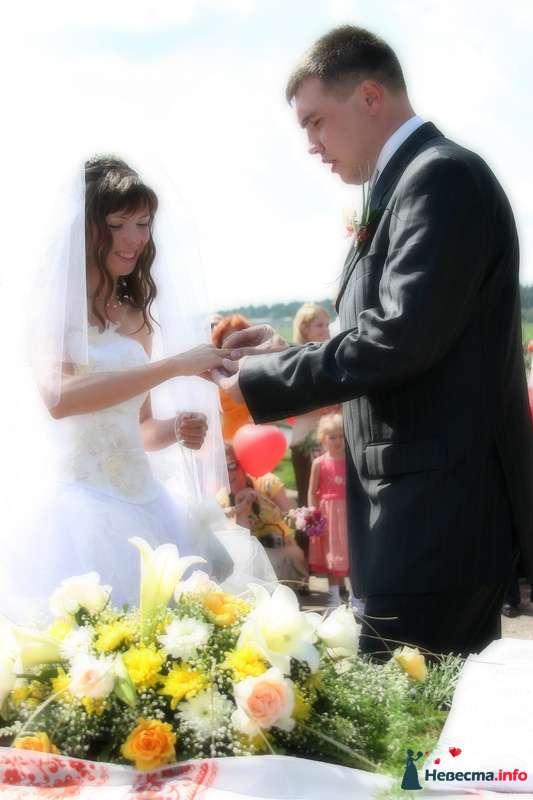 Фото 115733 в коллекции Моя свадьба - Стилист Скачкова Света