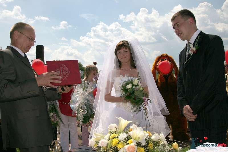 Фото 115734 в коллекции Моя свадьба - Стилист Скачкова Света
