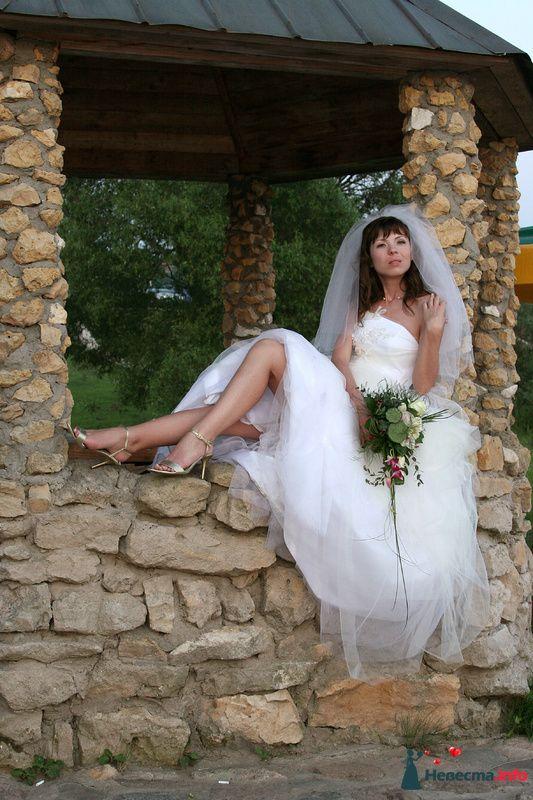 Фото 115827 в коллекции Моя свадьба - Стилист Скачкова Света