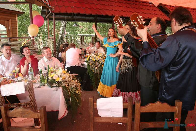 Фото 123936 в коллекции Моя свадьба - Стилист Скачкова Света