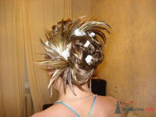Фото 16251 в коллекции Мои работы свадебные причёски. - Елизавета Блеск