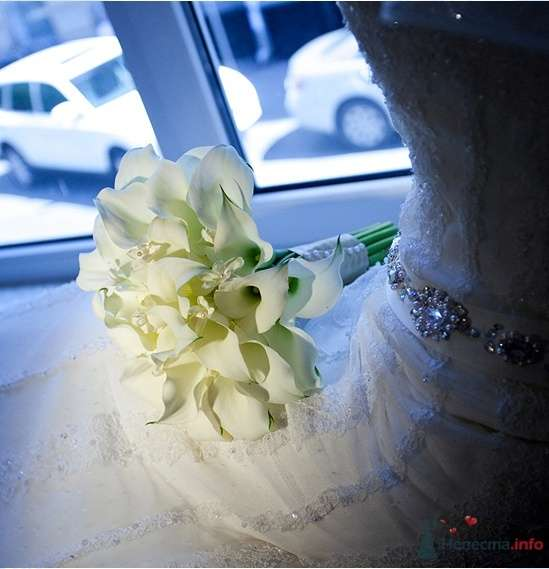 Фото 38661 в коллекции Букет невесты - Дизайн-студия «Art-Infinity»