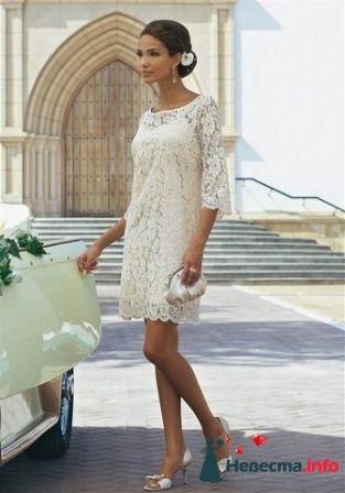 Фото 85339 в коллекции Короткие платья - Духовочка