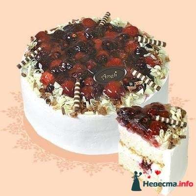кусочек торта со взбитыми сливками для Katinka - фото 103896 Моника Белуччи