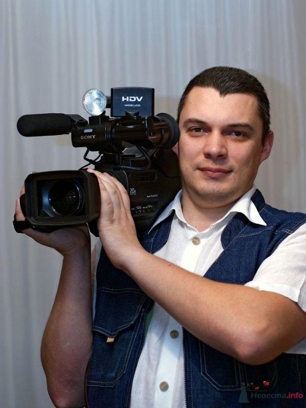 видеосъёмка свадеб Волжский и Волгоград т.89047536515 - фото 78778 Дмитрий Меньшиков видеооператор