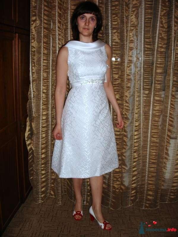 Мое платье и туфли - фото 91411 Anes