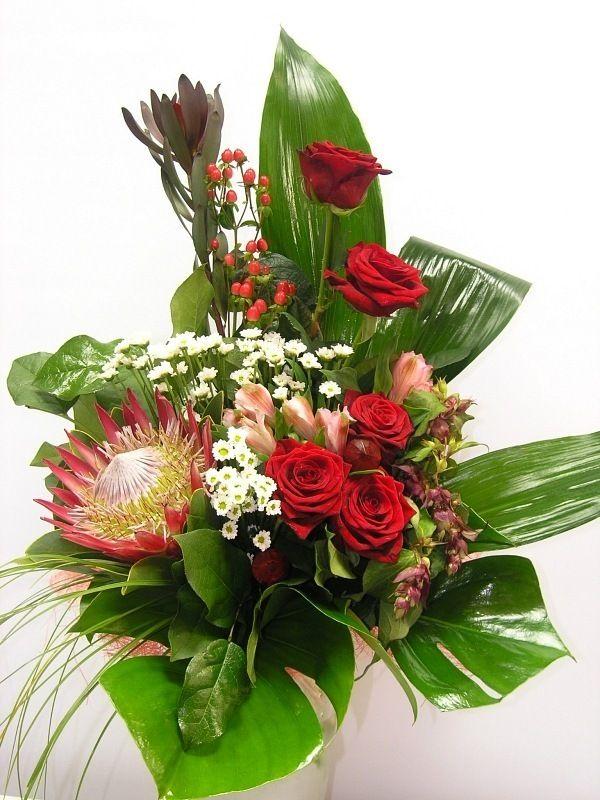 Цветы для мужчины в день рождения