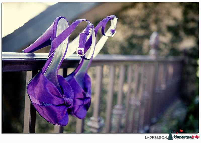 Фото 84352 в коллекции Purple wedding - Невеста01