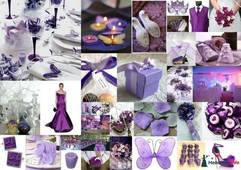 Фото 84361 в коллекции Purple wedding - Невеста01