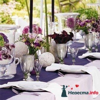 Фото 84365 в коллекции Purple wedding - Невеста01