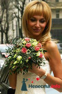Фото 80747 в коллекции Образцы свадебных букетов - Цветочный Рай - флористы