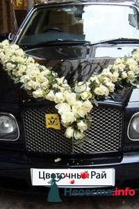 Фото 80750 в коллекции Образцы свадебных букетов - Цветочный Рай - флористы