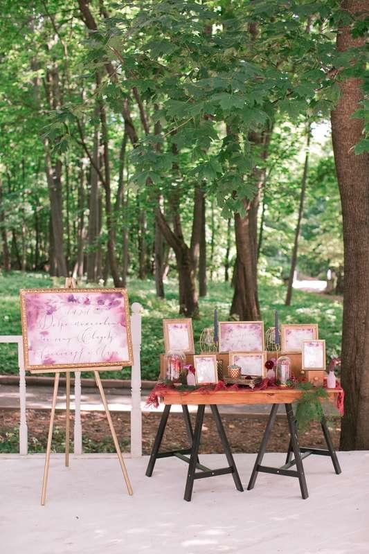 """Фото 15750748 в коллекции Свадьба Лали и Саши - """"Люблю, целую.."""" - студия флористики и декора"""
