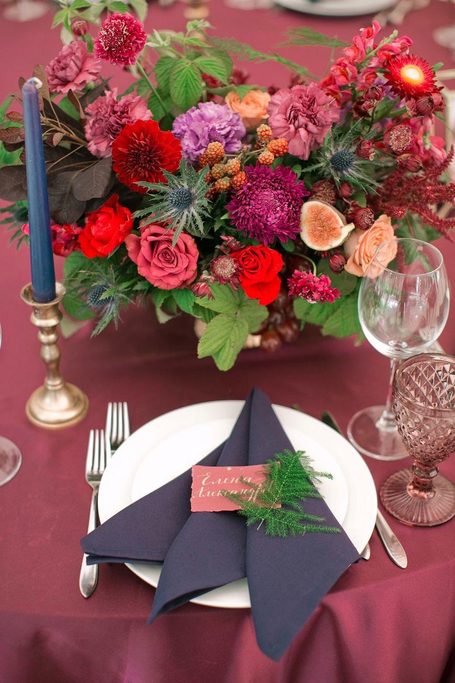 """Фото 15750756 в коллекции Свадьба Лали и Саши - """"Люблю, целую.."""" - студия флористики и декора"""