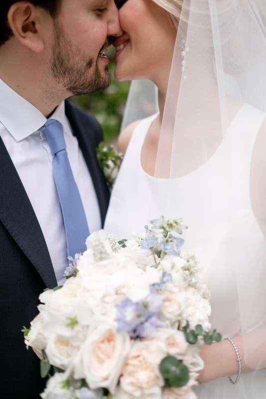 """Фото 15750802 в коллекции Свадьба Вики и Сережи - """"Люблю, целую.."""" - студия флористики и декора"""
