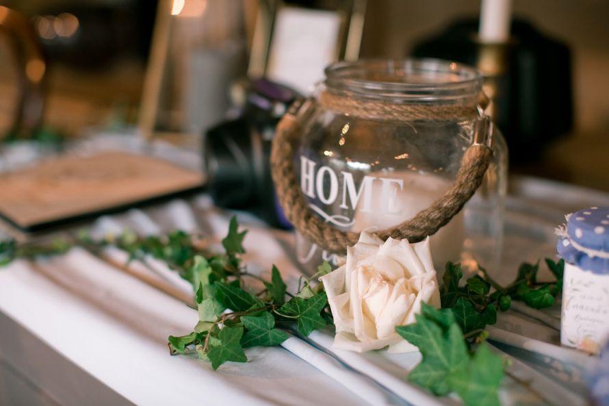 """Фото 15750872 в коллекции Свадьба Вики и Сережи - """"Люблю, целую.."""" - студия флористики и декора"""