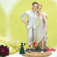 Фото 82109 в коллекции Фигурки для торта - Свадебный распорядитель. Яна