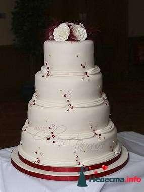 Фото 84751 в коллекции Торты - Свадебный распорядитель. Яна