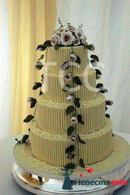 Фото 84781 в коллекции Торты - Свадебный распорядитель. Яна