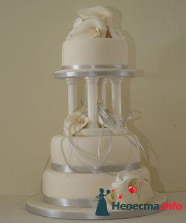 Фото 84810 в коллекции Торты - Свадебный распорядитель. Яна
