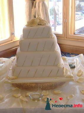 Фото 84829 в коллекции Торты - Свадебный распорядитель. Яна