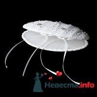Фото 86470 в коллекции Подушечки для колец  - Свадебный распорядитель. Яна