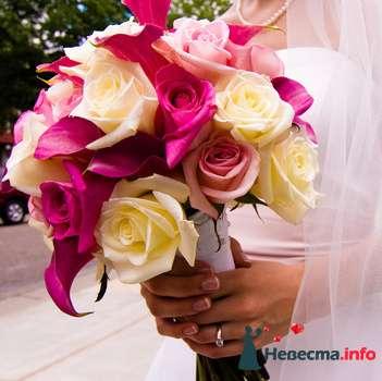 Фото 89800 в коллекции Букет Невесты - Свадебный распорядитель. Яна
