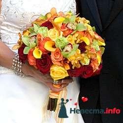 Фото 96604 в коллекции Букет Невесты - Свадебный распорядитель. Яна