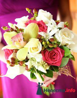 Фото 96618 в коллекции Букет Невесты - Свадебный распорядитель. Яна