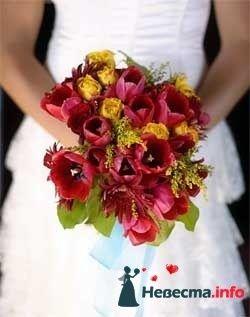 Фото 96650 в коллекции Букет Невесты - Свадебный распорядитель. Яна
