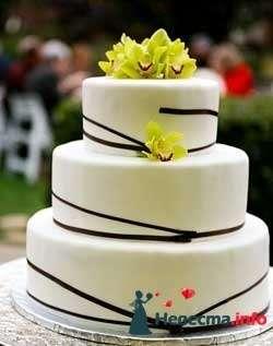 Фото 96808 в коллекции Торты - Свадебный распорядитель. Яна