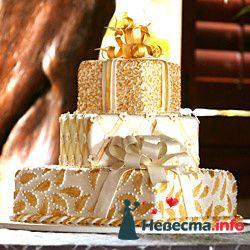 Фото 96824 в коллекции Торты - Свадебный распорядитель. Яна