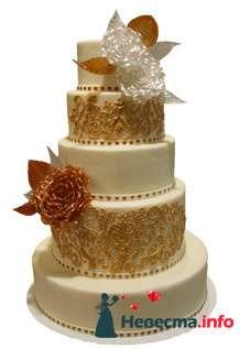 Фото 96833 в коллекции Торты - Свадебный распорядитель. Яна