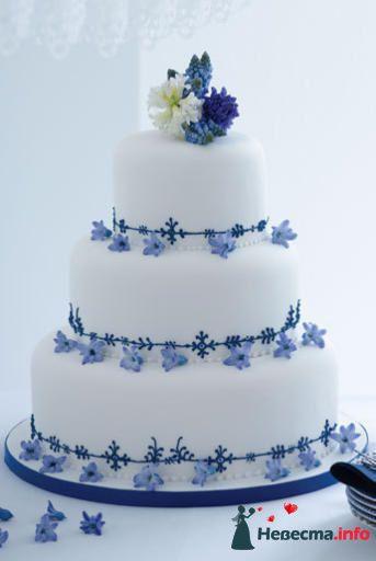 Фото 99493 в коллекции Торты - Свадебный распорядитель. Яна