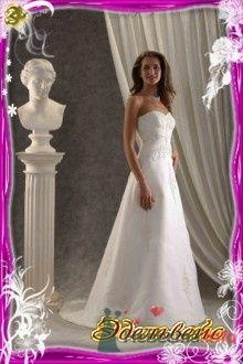 """Фото 15315 в коллекции Коллекция Gabbiano - Свадебный салон """"Эдельвейс"""""""