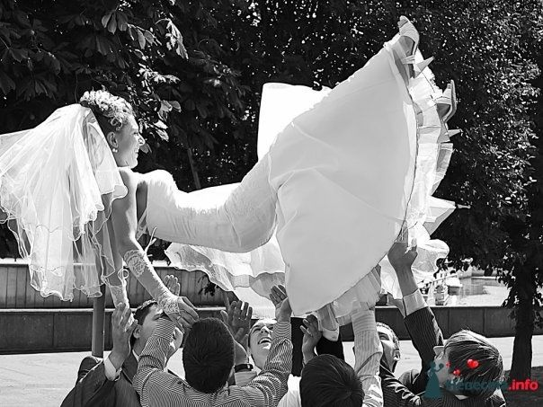 Фото 83009 в коллекции Свадебные фотографии от aallaa  - aallaa.net
