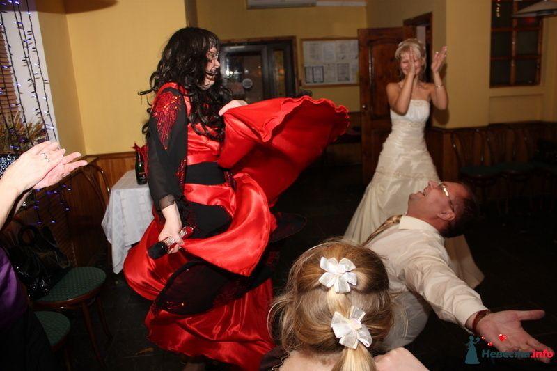 Жених в ударе - фото 84292 Ведущая Ирина Деревянко