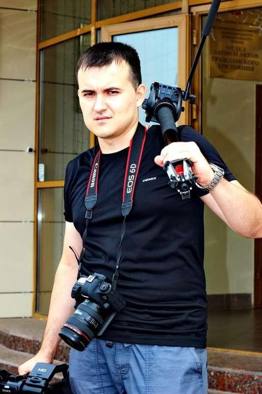 Фото 12028766 в коллекции Портфолио - Видеограф Ильдар Зарипов