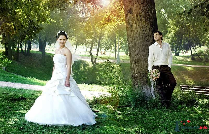 Фото 83555 в коллекции WeddingPhoto - Невеста01