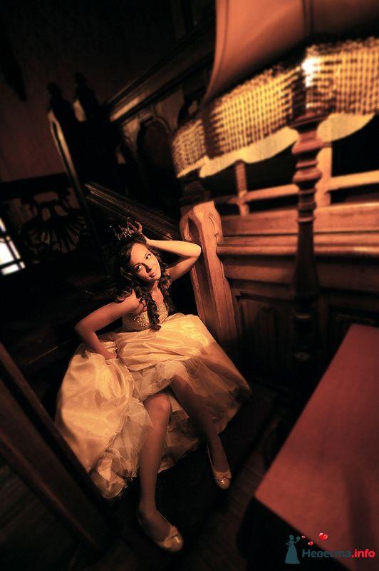 Фото 100034 в коллекции WeddingPhoto - Невеста01