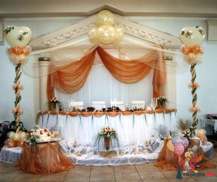 Свадебное оформление - фото 83738 Студия Наталии Шелухиной - свадебное оформление